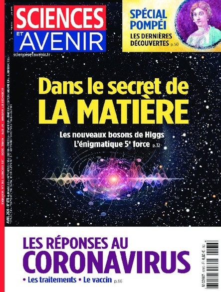 Sciences et Avenir - Mars 2020