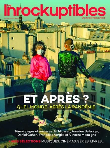 Les Inrockuptibles N°1269 - Mars 2020
