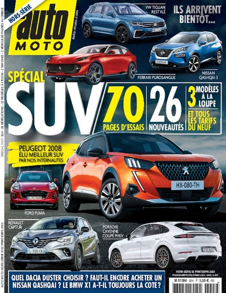 Auto Moto - Hors-Série Printemps 2020