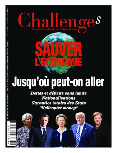 Challenges - Mars 2020 - Sauver l'Economie : jusqu'où peut-on aller ?
