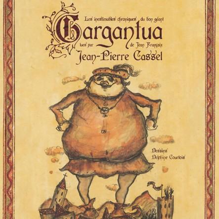 Les inestimables chroniques du bon géant Gargantua