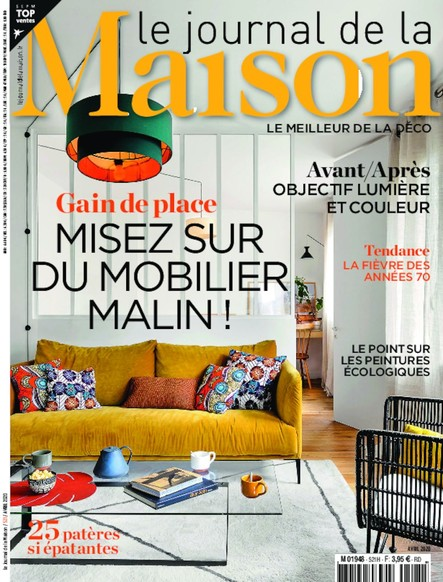 Journal de la maison - Avril 2020
