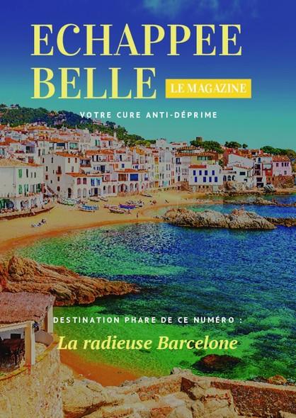 Echappée Belle Magazine N°001