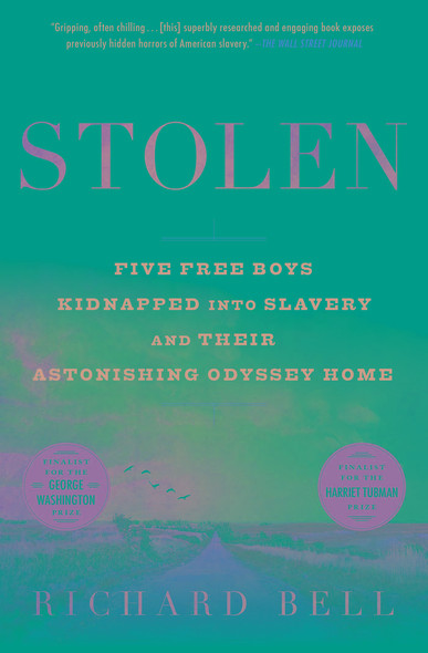 Stolen : Five Free Boys Kidnapped into Slavery and Their Astonishing Odyssey Home