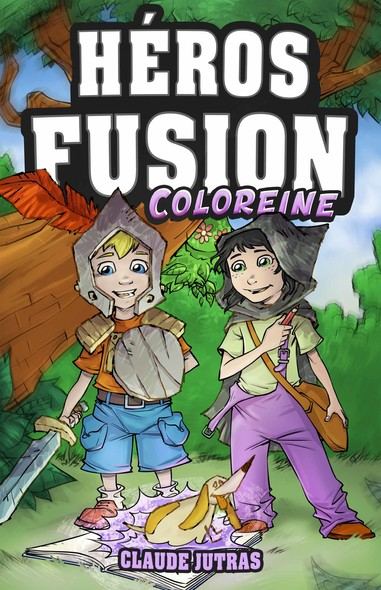 Héros Fusion - Coloreine
