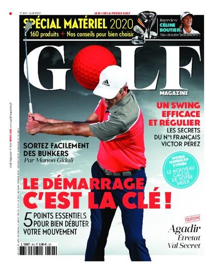 Golf Magazine - Mars 2020