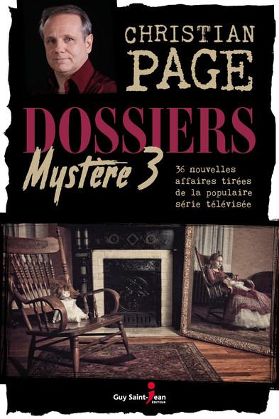 Dossiers Mystère 3 : Dossiers Mystère 3