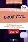 Cours de droit civil 2020 - Tout le programmes en fiches et schémas