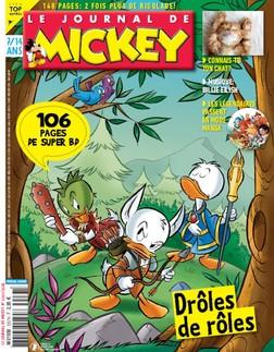 Le Journal De Mickey - 01 Avril 2020 |
