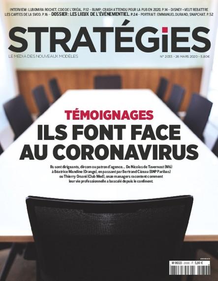 Strategies N°2033