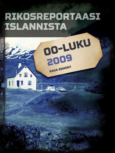 Rikosreportaasi Islannista 2009