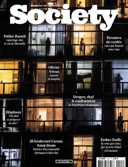 Society - Avril 2020 - N°128