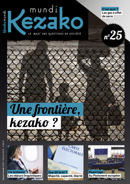 Kezako Mundi N°25