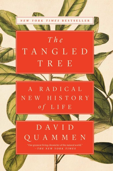 The Tangled Tree : A Radical New History of Life