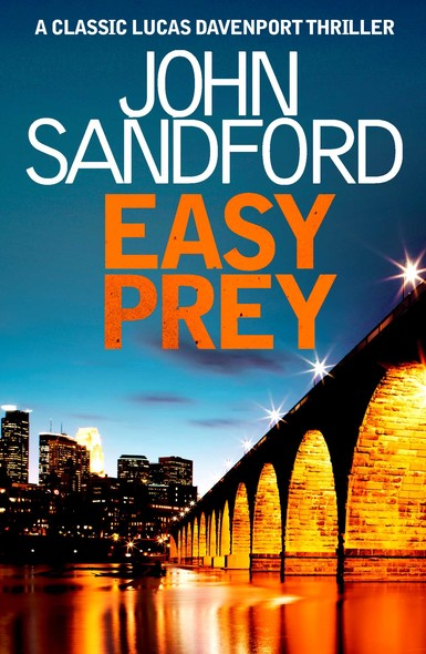 Easy Prey : Lucas Davenport 11