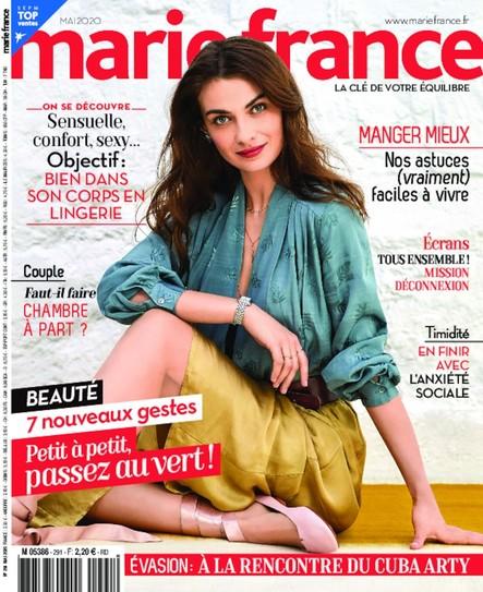 Marie France - Mai 2020