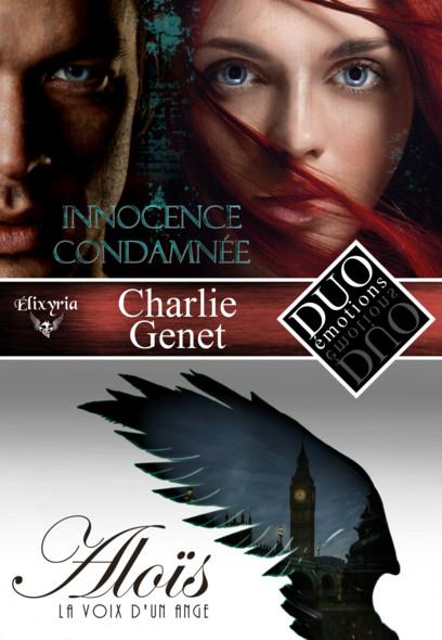 DUO émotions Charlie Genet - Innocence condamnée & Aloïs, la voix d'un ange