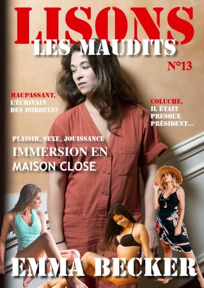 Lisons Les Maudits N°013 - Emma Becker