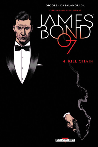 James Bond T04