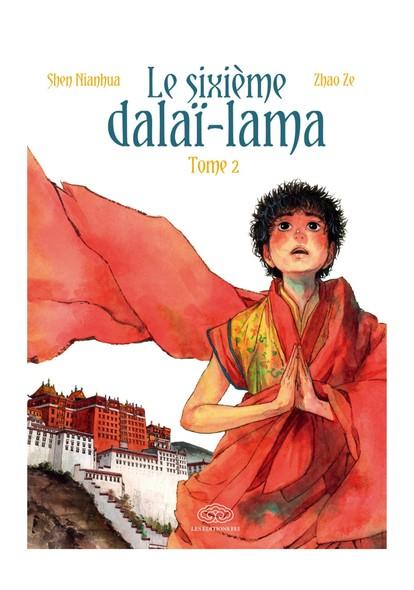 Le sixième Dalaï-lama tome 2
