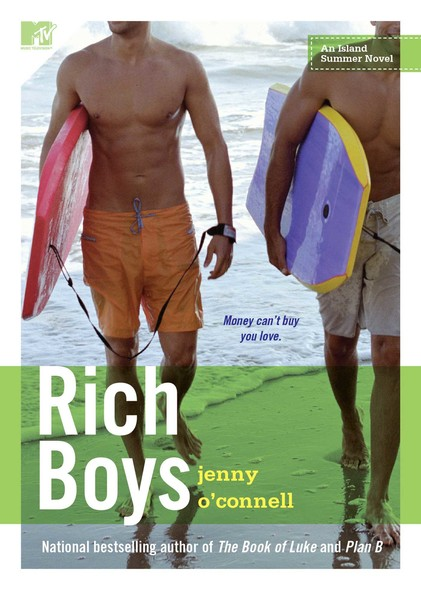 Rich Boys : An Island Summer Novel