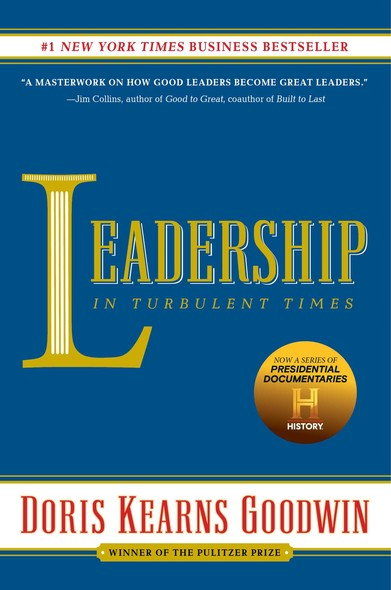 Leadership : In Turbulent Times