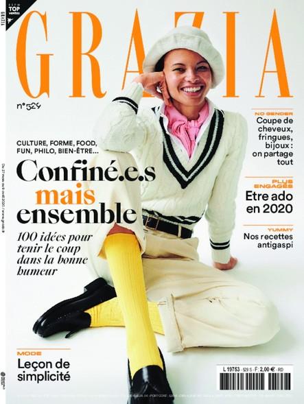 Grazia N°529 - Mars 2020
