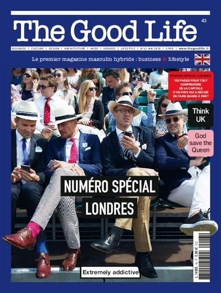 The Good Life N°43 - Mai 2020