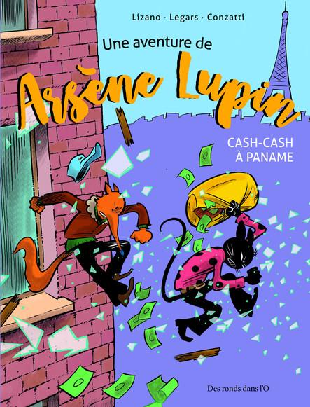 Une aventure de Arsène Lupin - Cash-cash à Paname