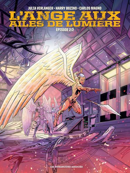L'Ange aux ailes de lumière T2