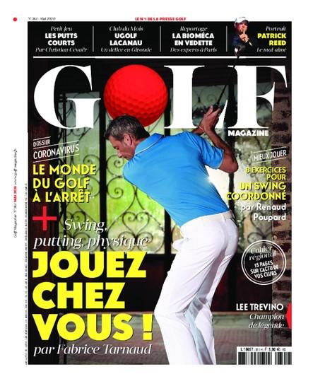 Golf Magazine - Avril 2020
