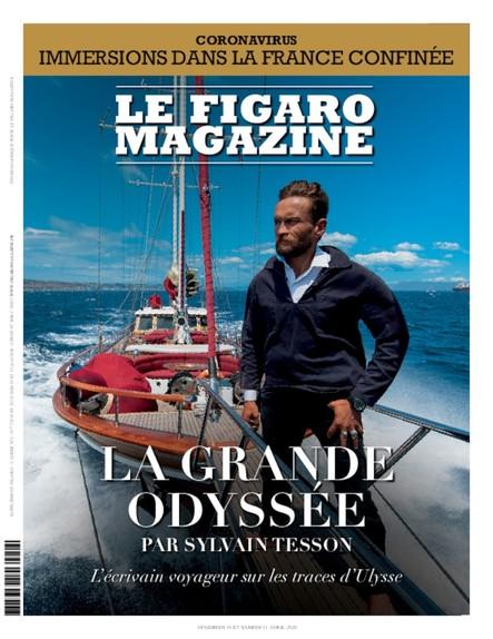 Figaro Magazine : La Grande Odysée