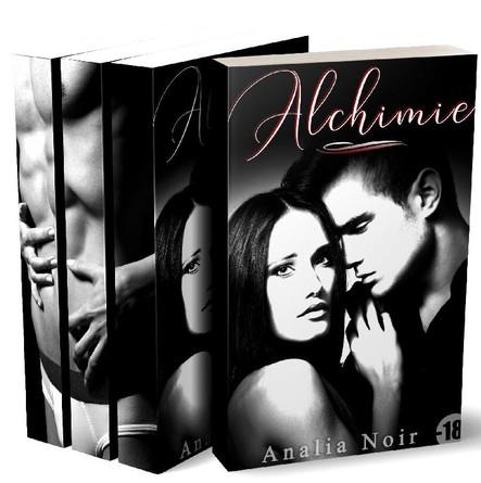 Alchimie (Tomes 1, 2 et 3): [New Romance Adulte]