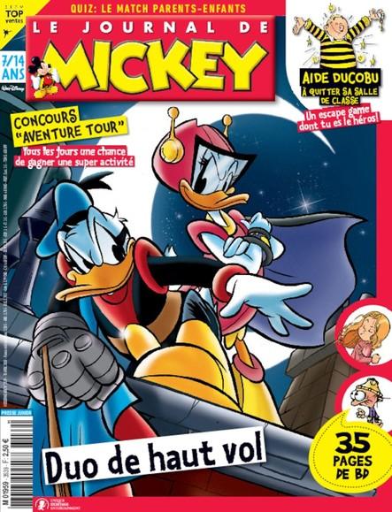 Le Journal De Mickey - 15 Avril 2020