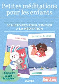 Petites méditations pour les enfants : 30 histoires pour s'initier à la méditation | Diederichs Gilles