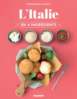 L'Italie en 4 ingrédients | Emmanuelle Levesque
