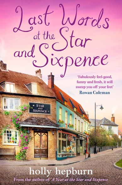 Last Words at the Star and Sixpence : Part Four of Four in the new series