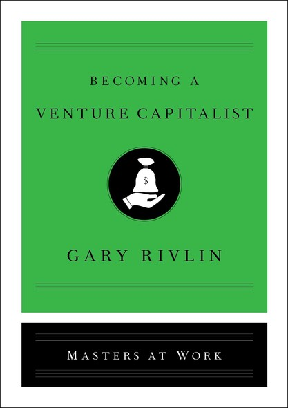 Becoming a Venture Capitalist