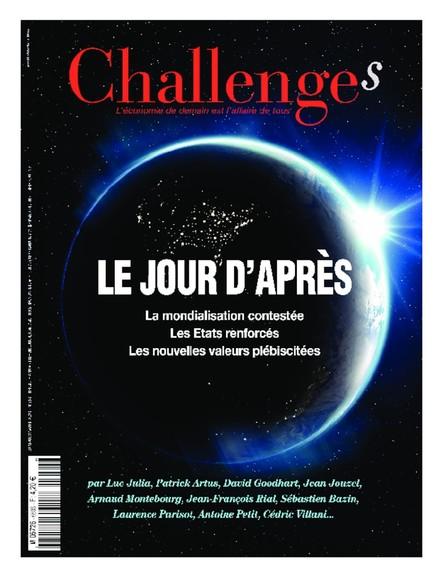 Challenges - Avril 2020 - Le jour d'après