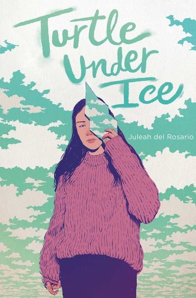 Turtle under Ice