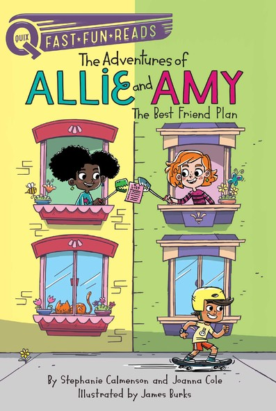 The Best Friend Plan : The Adventures of Allie and Amy 1