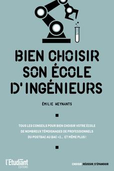 Bien choisir son école d'ingénieurs | Emilie Weynants