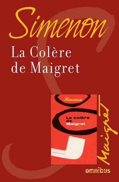 La colère de Maigret : Maigret