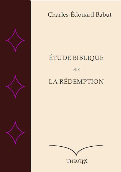 Étude biblique sur la rédemption