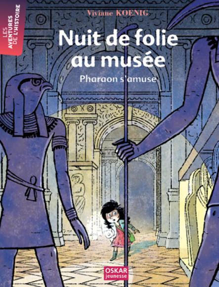 Nuit de folie au musée - Pharaon s'amuse