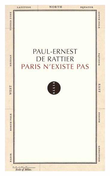 Paris n'existe pas