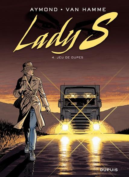 Lady S. - Tome 4 - Jeu de dupes