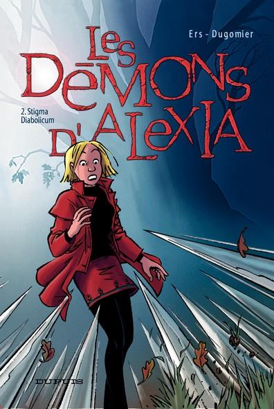 Les Démons d'Alexia - Tome 2 - Stigma diabolicum