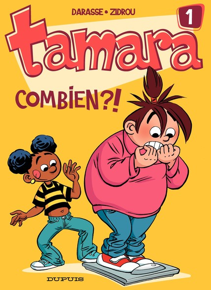 Tamara - Tome 1 - Combien ?!