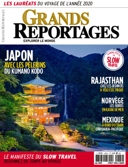Grands reportages - Mai 2020